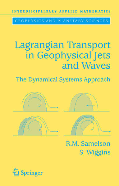 Lagrangian Transport in Geophysical Jets and Waves - Coverbild