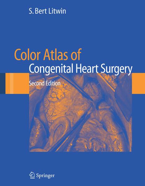 Color Atlas of Congenital Heart Surgery - Coverbild