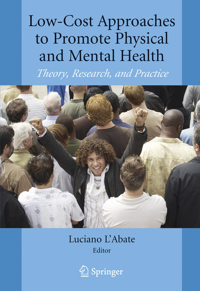 Low-Cost Approaches to Promote Physical and Mental Health - Coverbild