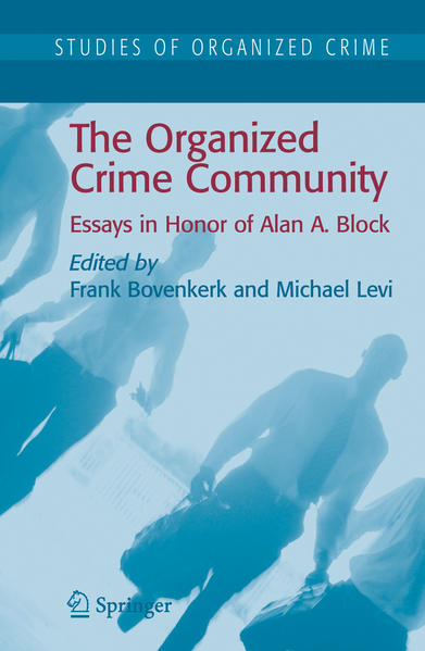 The Organized Crime Community - Coverbild