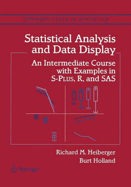 Statistical Analysis and Data Display - Coverbild