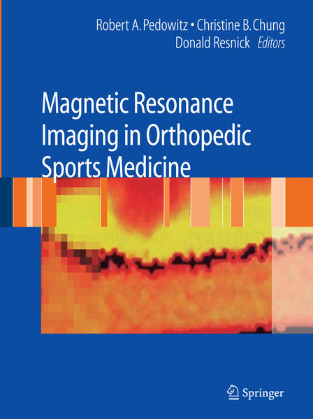 Magnetic Resonance Imaging in Orthopedic Sports Medicine - Coverbild