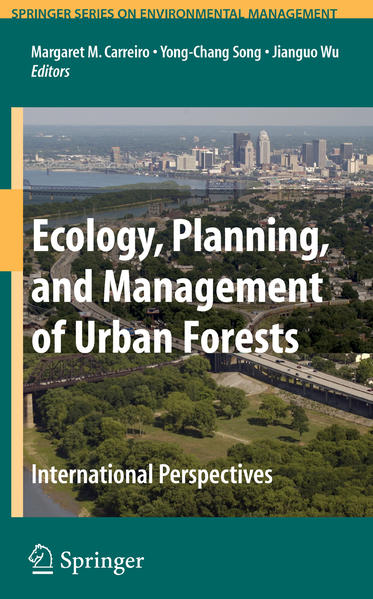 Ecology, Planning, and Management of Urban Forests - Coverbild