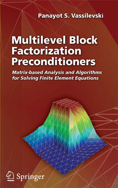 Multilevel Block Factorization Preconditioners - Coverbild