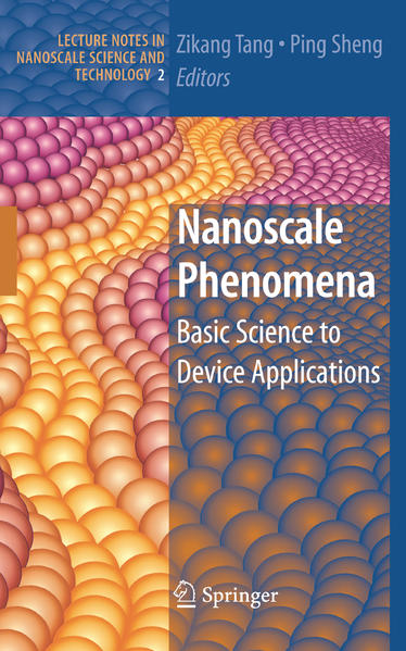 Nanoscale Phenomena - Coverbild