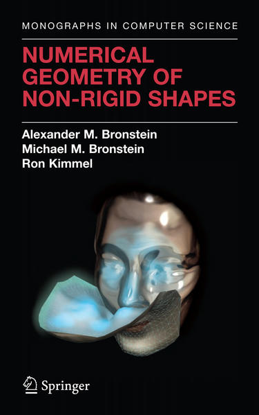 Numerical Geometry of Non-Rigid Shapes - Coverbild