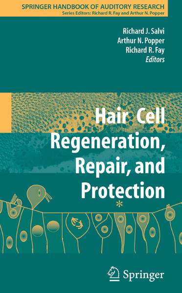 Hair Cell Regeneration, Repair, and Protection - Coverbild
