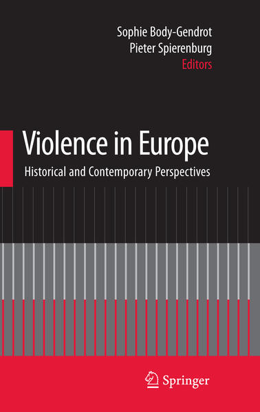 Violence in Europe - Coverbild