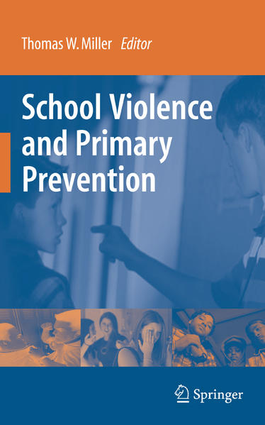 School Violence and Primary Prevention - Coverbild