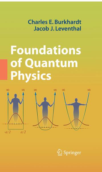 Foundations of Quantum Physics - Coverbild