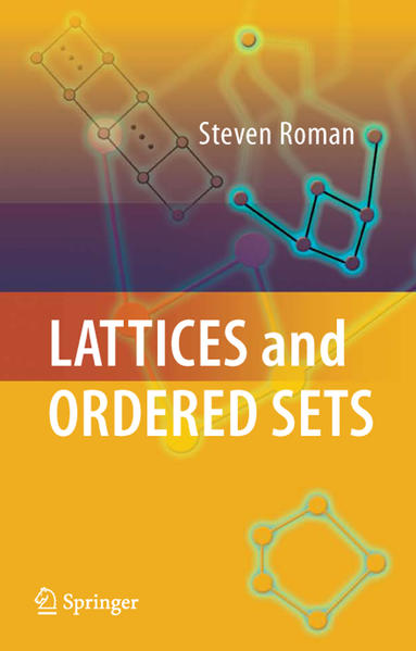 Lattices and Ordered Sets - Coverbild