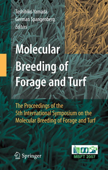 Molecular Breeding of Forage and Turf - Coverbild