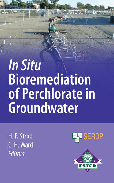 In Situ Bioremediation of Perchlorate in Groundwater - Coverbild