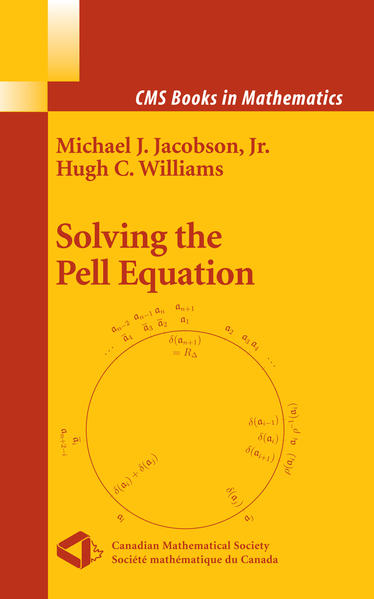 Solving the Pell Equation - Coverbild