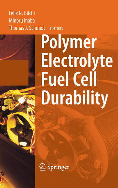 Polymer Electrolyte Fuel Cell Durability - Coverbild