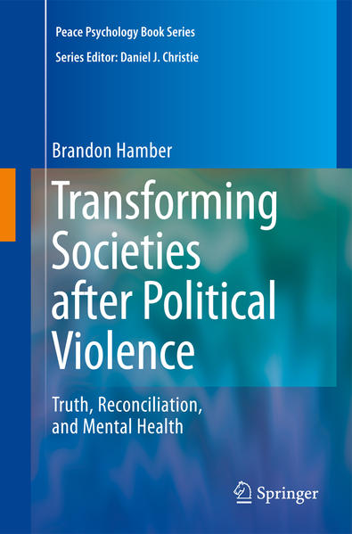 Transforming Societies after Political Violence - Coverbild