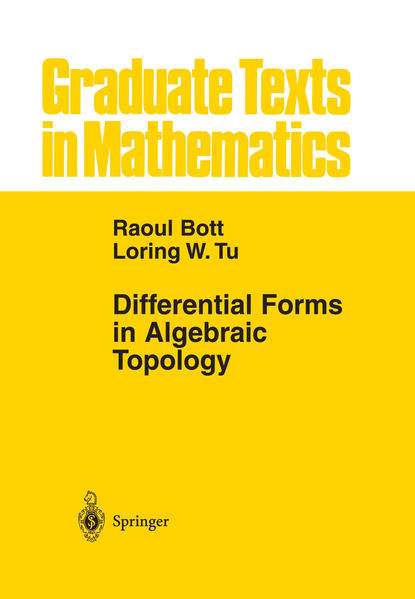 Differential Forms in Algebraic Topology - Coverbild