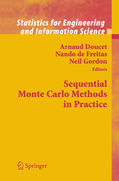 Sequential Monte Carlo Methods in Practice - Coverbild