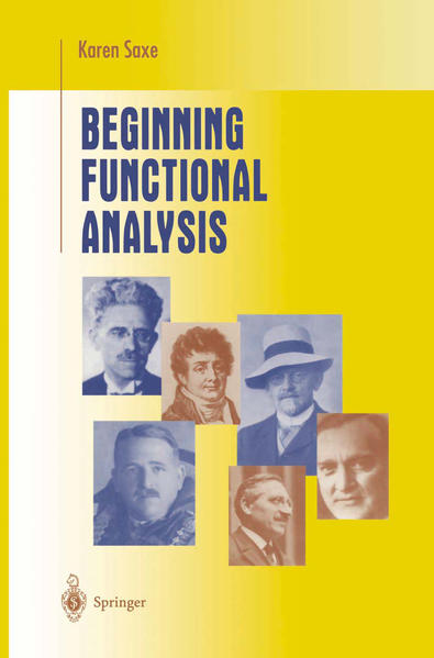 Beginning Functional Analysis - Coverbild