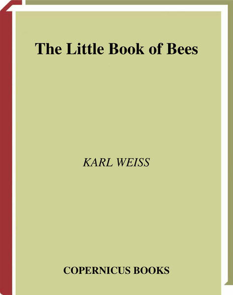 The Little Book of bees - Coverbild