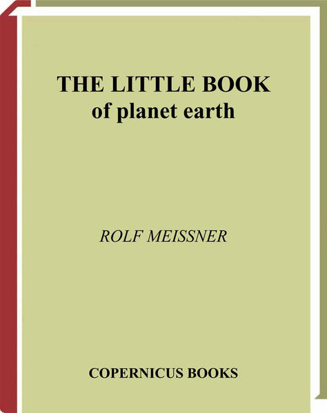 The Little Book of Planet Earth - Coverbild