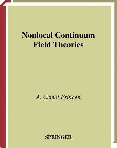 Nonlocal Continuum Field Theories - Coverbild