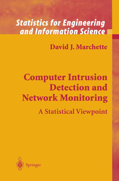 Computer Intrusion Detection and Network Monitoring - Coverbild