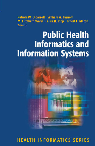 Public Health Informatics and Information Systems - Coverbild