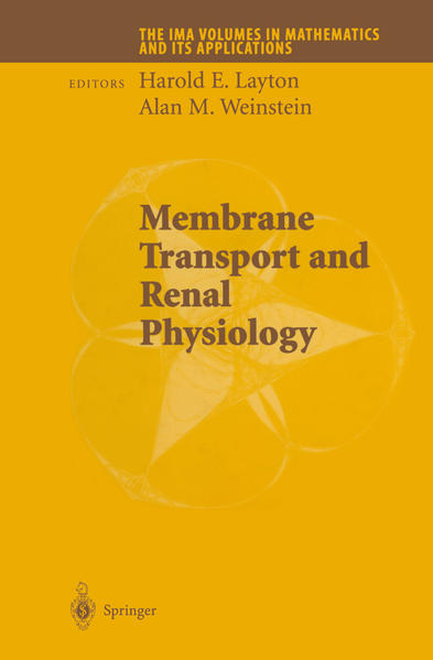 Membrane Transport and Renal Physiology - Coverbild