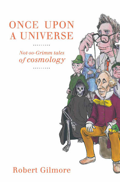 Once Upon a Universe - Coverbild