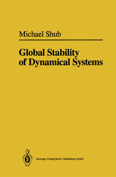 Global Stability of Dynamical Systems - Coverbild