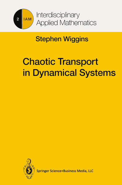 Chaotic Transport in Dynamical Systems - Coverbild