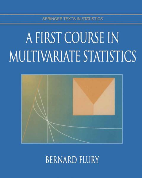 A First Course in Multivariate Statistics - Coverbild