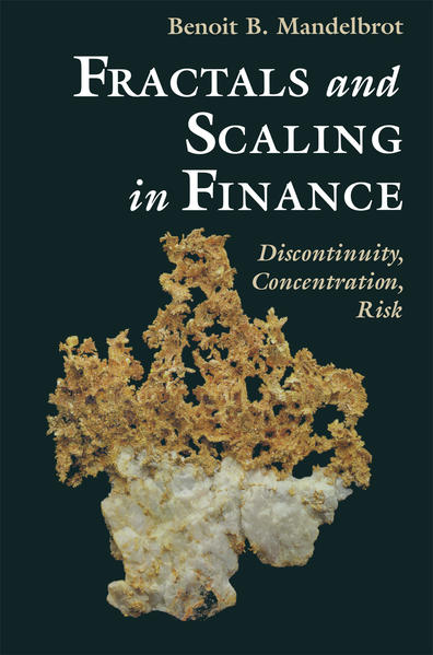 Fractals and Scaling in Finance - Coverbild