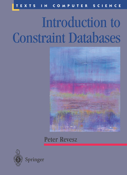 Introduction to Constraint Databases - Coverbild