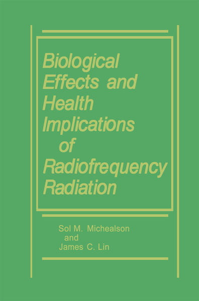 Biological Effects and Health Implications of Radiofrequency Radiation - Coverbild