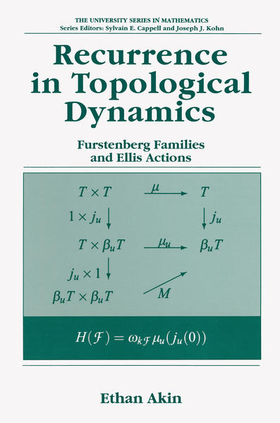 Recurrence in Topological Dynamics - Coverbild