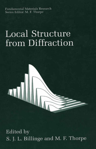 Local Structure from Diffraction - Coverbild