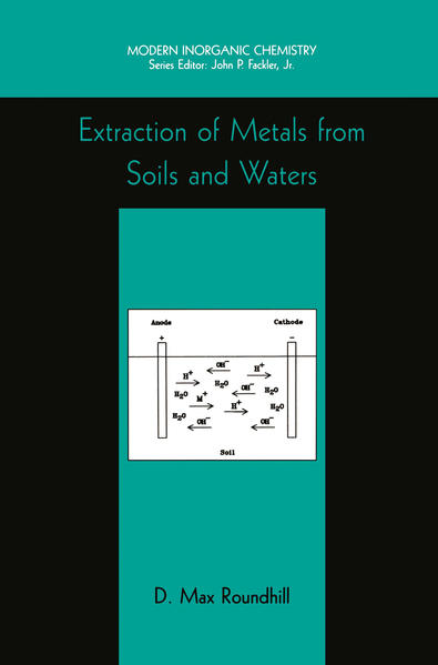 Extraction of Metals from Soils and Waters - Coverbild