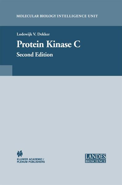 Protein Kinase C - Coverbild