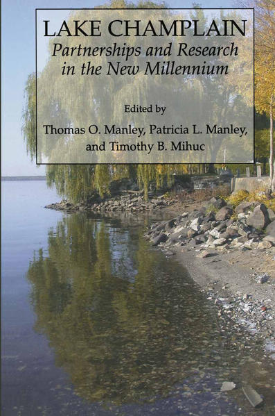 Lake Champlain: Partnerships and Research in the New Millennium - Coverbild