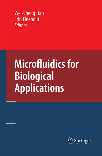 Microfluidics for Biological Applications - Coverbild