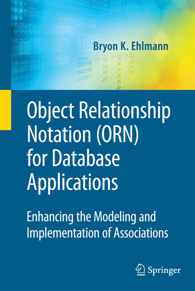 Object Relationship Notation (ORN) for Database Applications - Coverbild