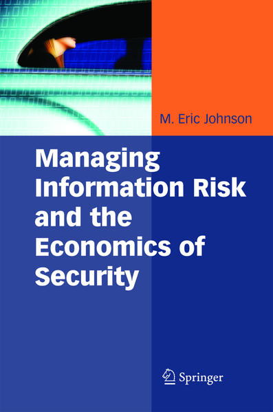 Managing Information Risk and the Economics of Security - Coverbild