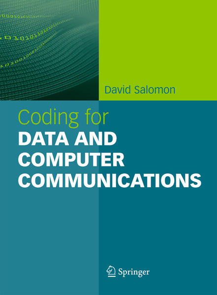 Coding for Data and Computer Communications - Coverbild