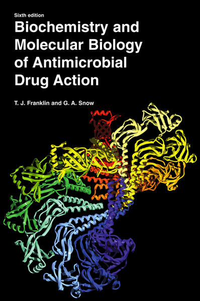 Biochemistry and Molecular Biology of Antimicrobial Drug Action - Coverbild