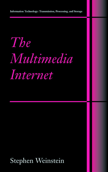 The Multimedia Internet - Coverbild