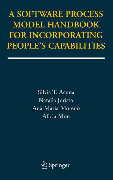 A Software Process Model Handbook for Incorporating People's Capabilities - Coverbild