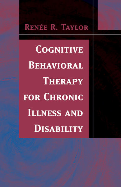 Cognitive Behavioral Therapy for Chronic Illness and Disability - Coverbild