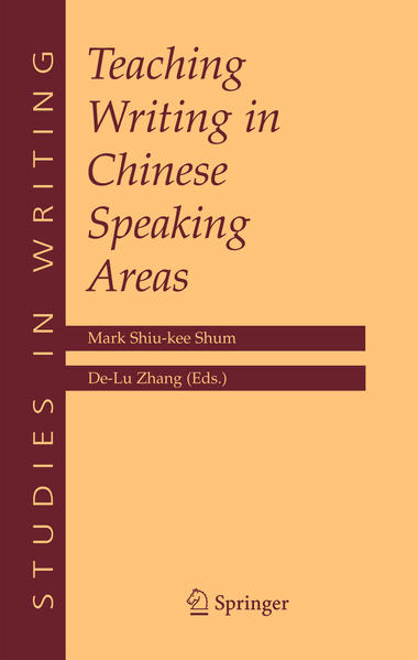 Teaching Writing in Chinese Speaking Areas - Coverbild
